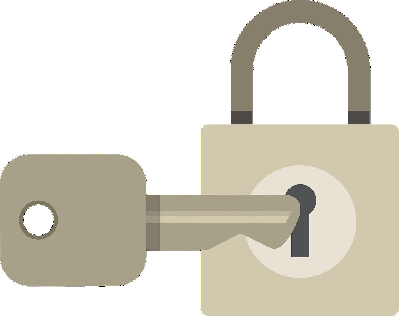 Image of a padlock - New Generation Development