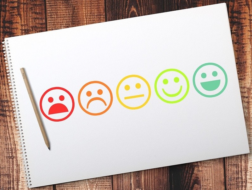 Image of smily faces for complaints- New Generation Development