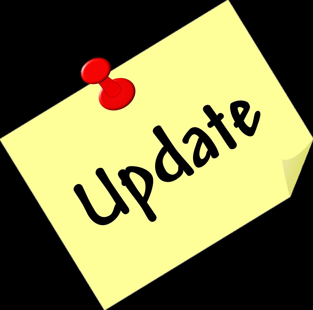 Post it Update Image - New Generation Development