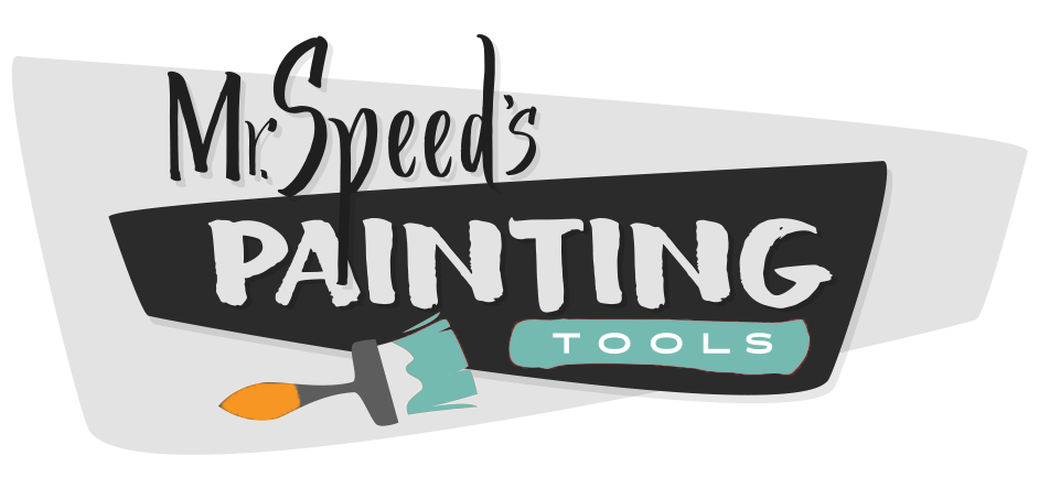Mr. Speed's Painting Tools | Five Dog Solutions