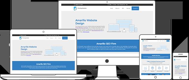 Amarillo Website Design | Five Dog Solutions