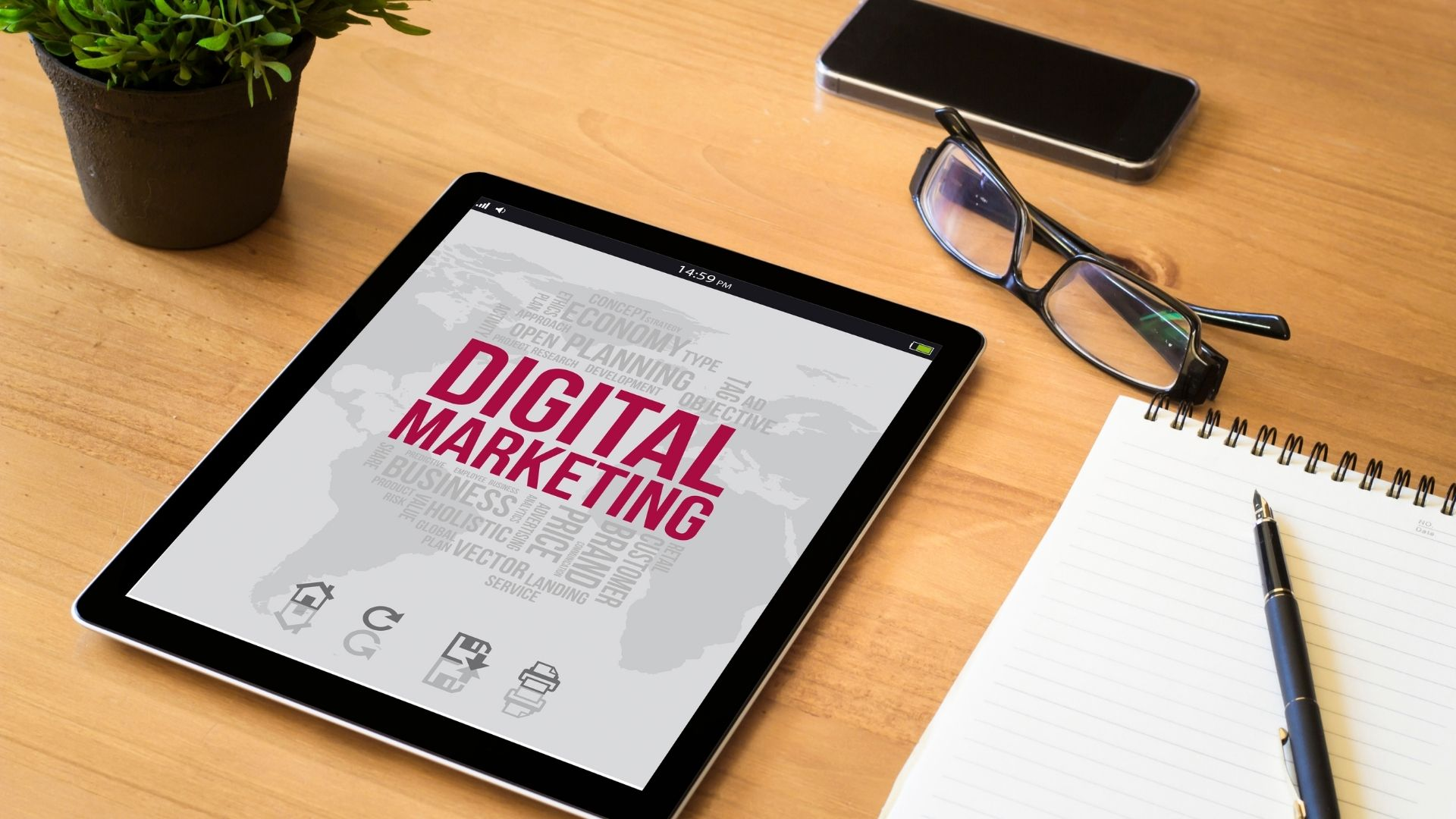 Digtal Marketing in Amarillo | Five Dog Solutions