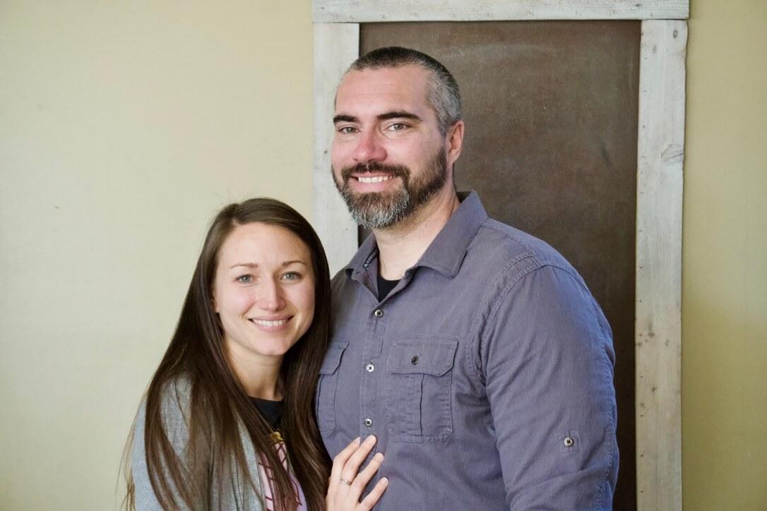 Adam and Lisa Barton