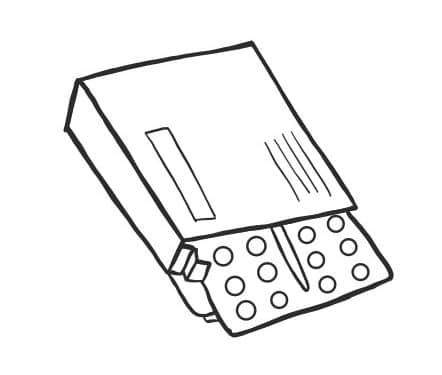 Tablettenverpackung MySpring