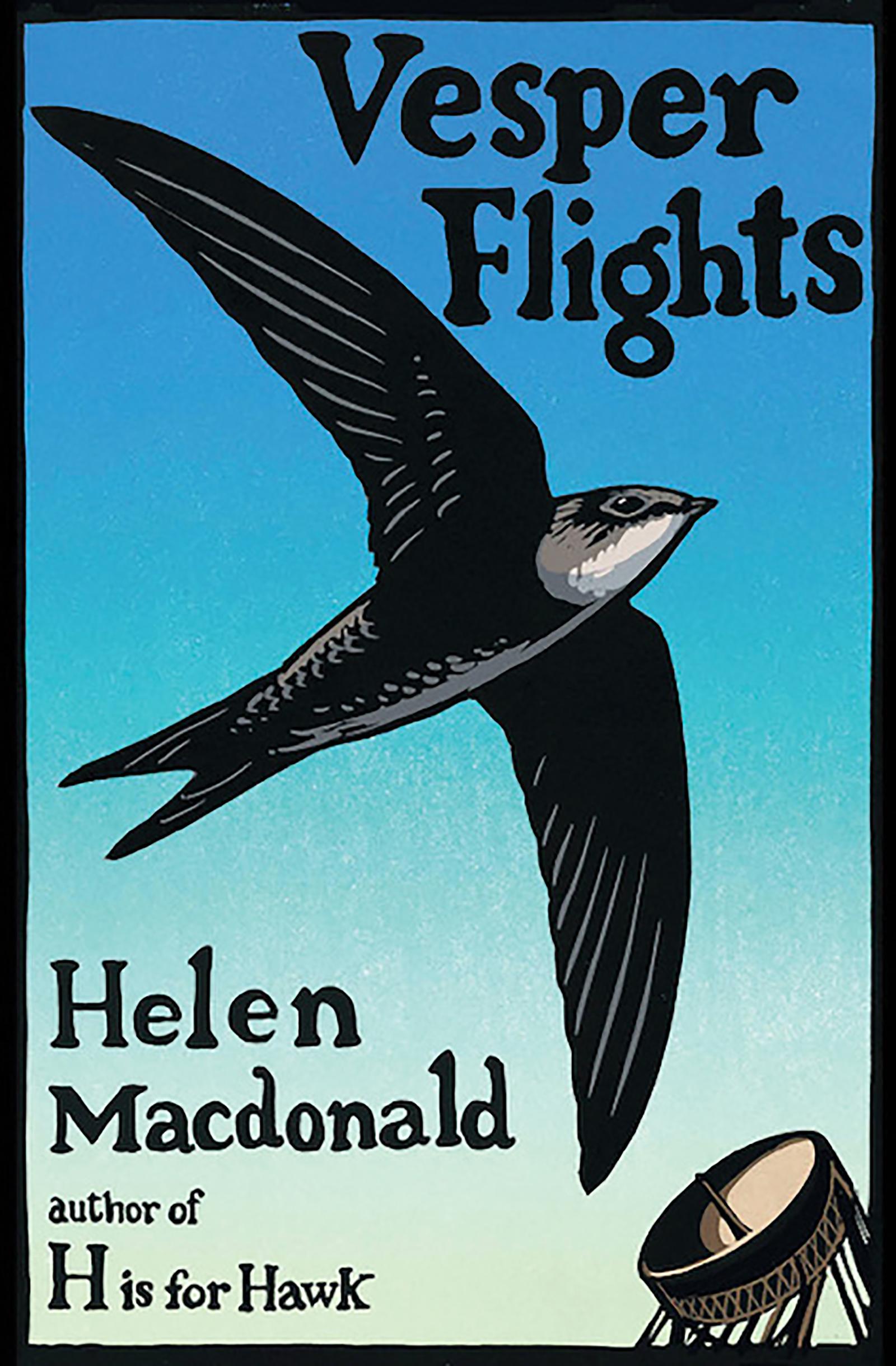 Vesper Flights by Helen Macdonald (Grove Press)