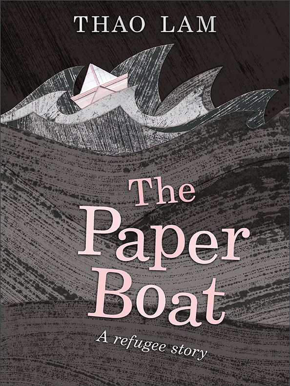 The Paper Boat by Thao Lam (Owlkids Books)