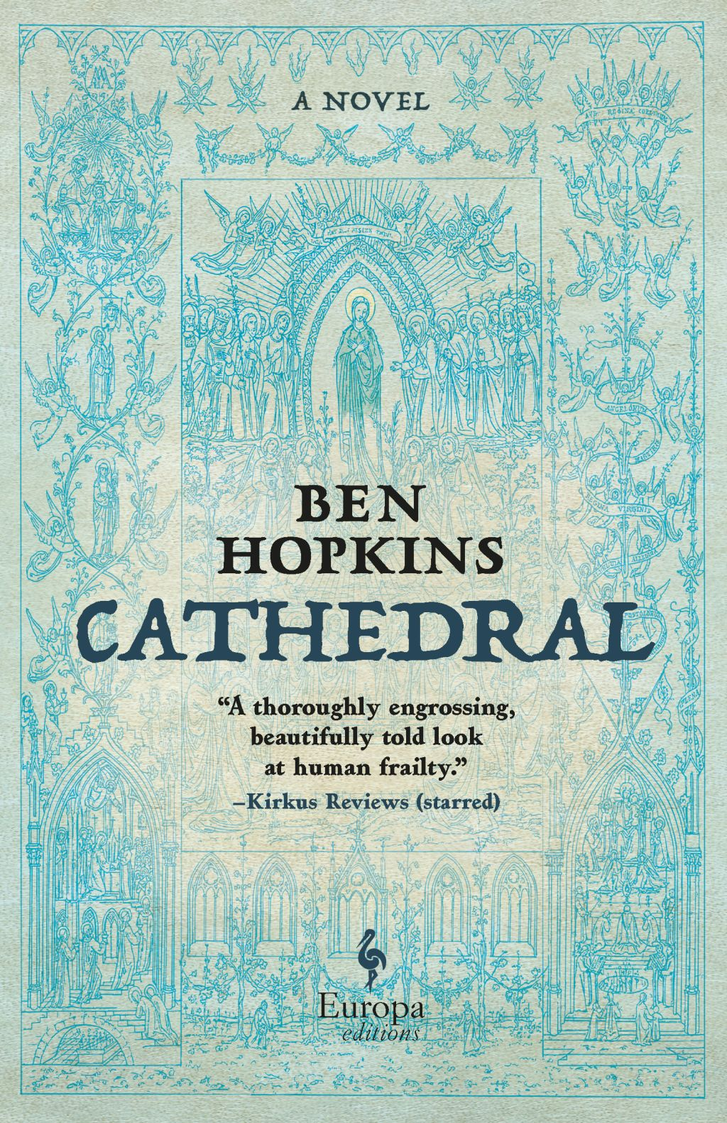 Cathedral by Ben Hopkins (Europa Editions)