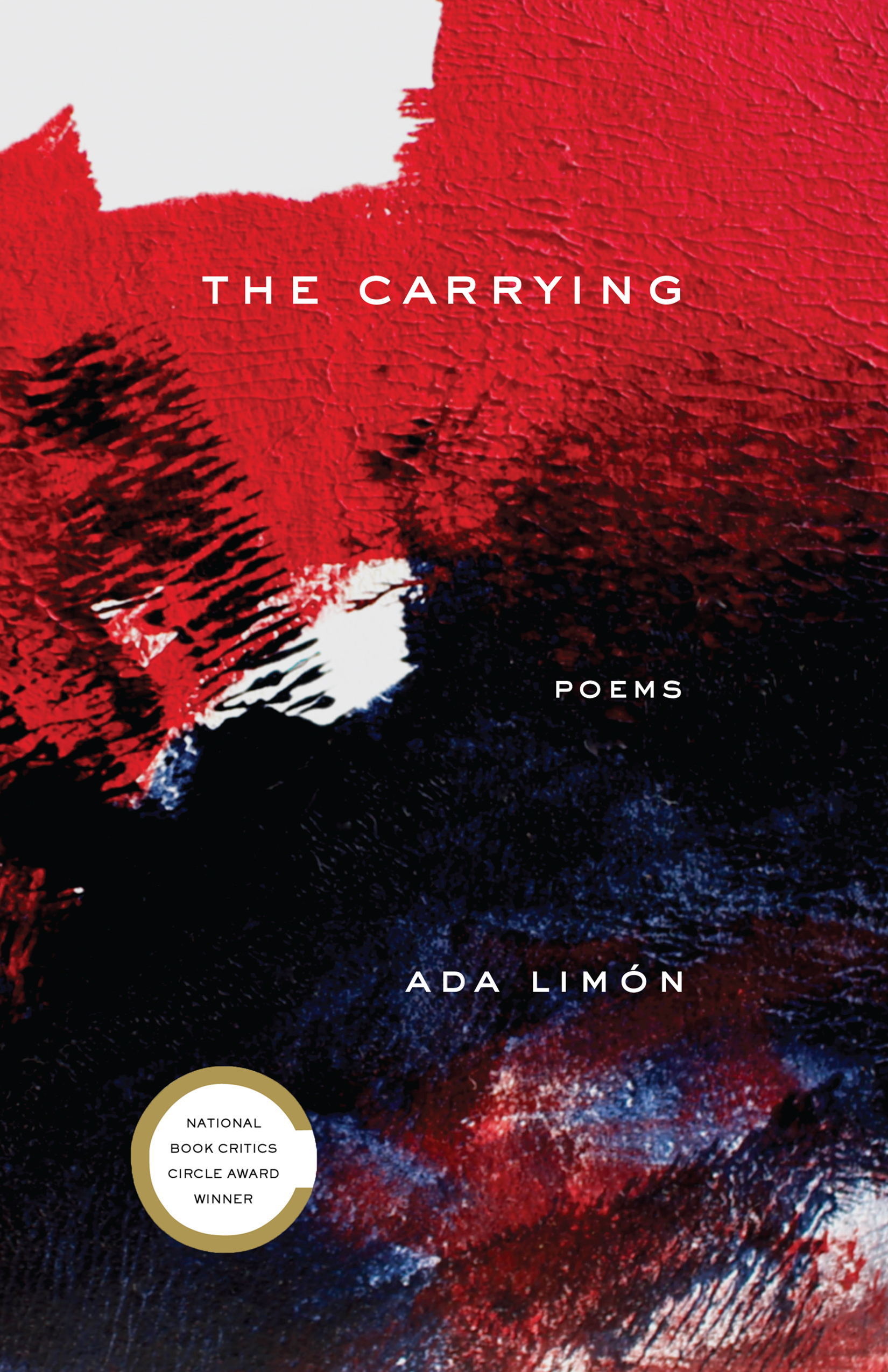 The Carrying by Ada Limón (Milkweed Editions)