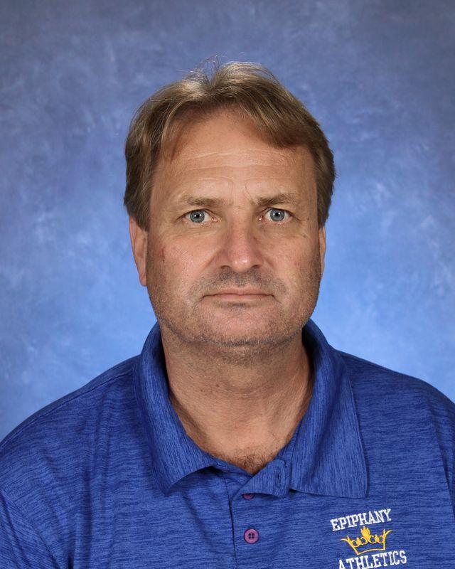 Coach Kip Rackley
