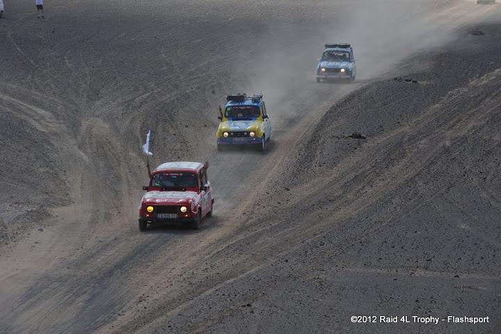 Le désert, le désert... quelle aventure !