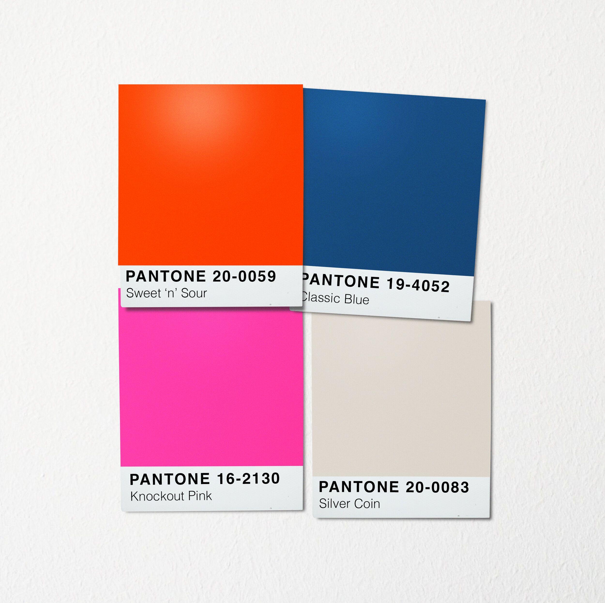 Pantone 2020 Classic Blue Color Scheme   Classic blue pantone, Classic  blue, Pantone pink
