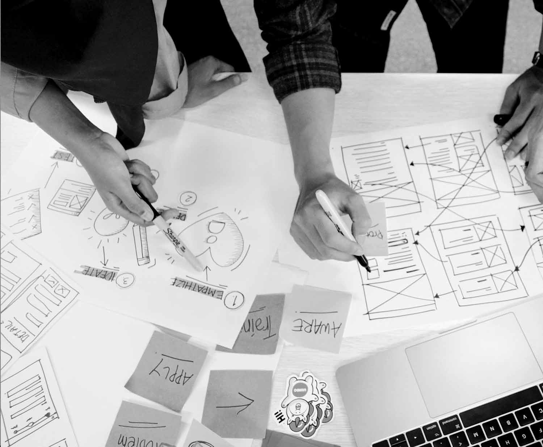 Applying Design Thinking to Marketing & Communication.