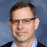 A photo of Daniel Rosenberg