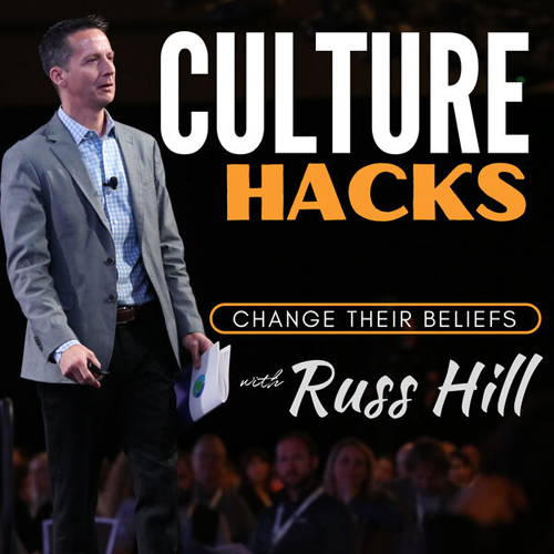 The Culture Hacks Podcast: How to Become the Leader Your Team is Waiting For