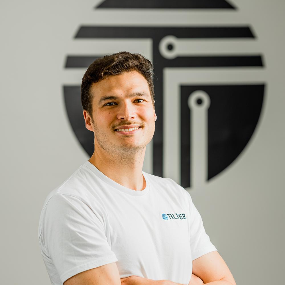 Tiliter CEO Marcel Herz