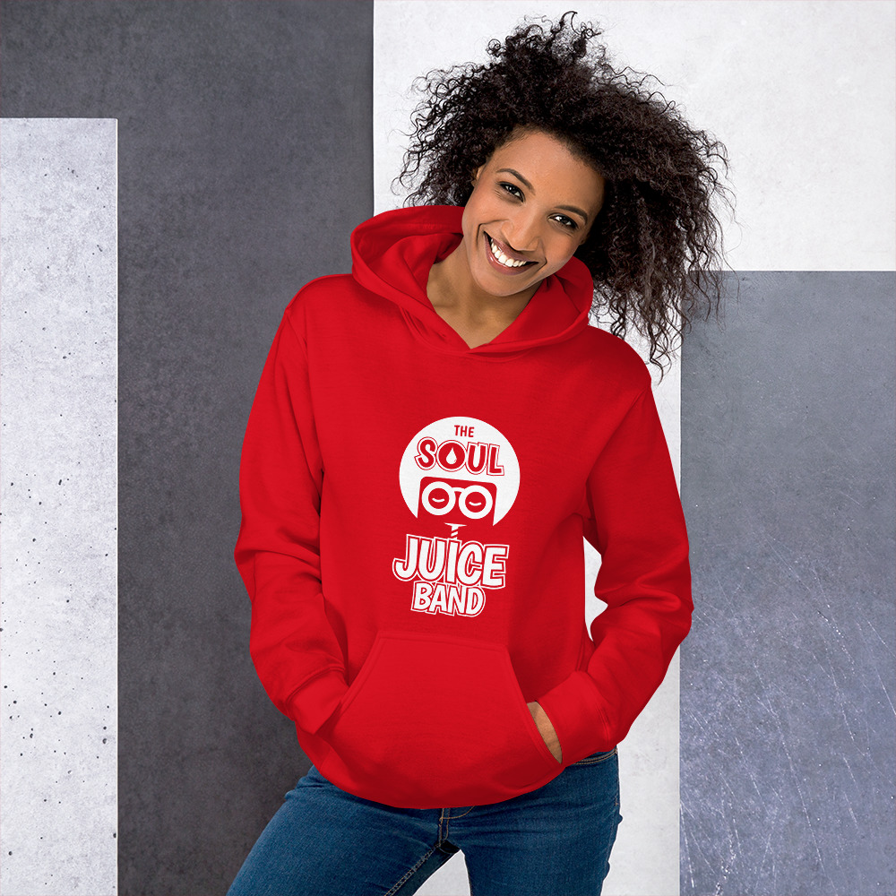 Everyone needs a cozy go-to hoodie to curl up in, so go for one that's soft, smooth, and stylish. It's the perfect choice for cooler evenings!  • 50% pre-shrunk cotton, 50% polyester • Fabric weight: 8.0 oz/yd² (271.25 g/m²) • Air-jet spun yarn with a soft feel and reduced pilling • Double-lined hood with matching drawcord • Quarter-turned body to avoid crease down the middle • 1 × 1 athletic rib-knit cuffs and waistband with spandex • Front pouch pocket • Double-needle stitched collar, shoulders, armholes, cuffs, and hem • Blank product sourced from Honduras, Mexico, or Nicaragua