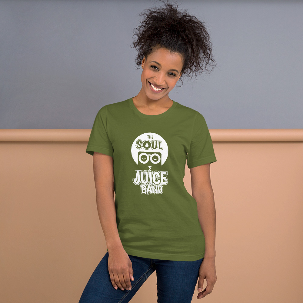This t-shirt is everything you've dreamed of and more. It feels soft and lightweight, with the right amount of stretch. It's comfortable and flattering for both men and women.   • 100% combed and ring-spun cotton (Heather colors contain polyester) • Ash color is 99% combed and ring-spun cotton, 1% polyester • Heather colors are 52% combed and ring-spun cotton, 48% polyester • Athletic and Black Heather are 90% combed and ring-spun cotton, 10% polyester • Heather Prism colors are 99% combed and ring-spun cotton, 1% polyester • Fabric weight: 4.2 oz (142 g/m2) • Pre-shrunk fabric • Shoulder-to-shoulder taping • Side-seamed