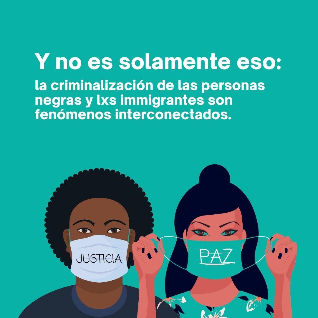 Negro y Latinx Criminales