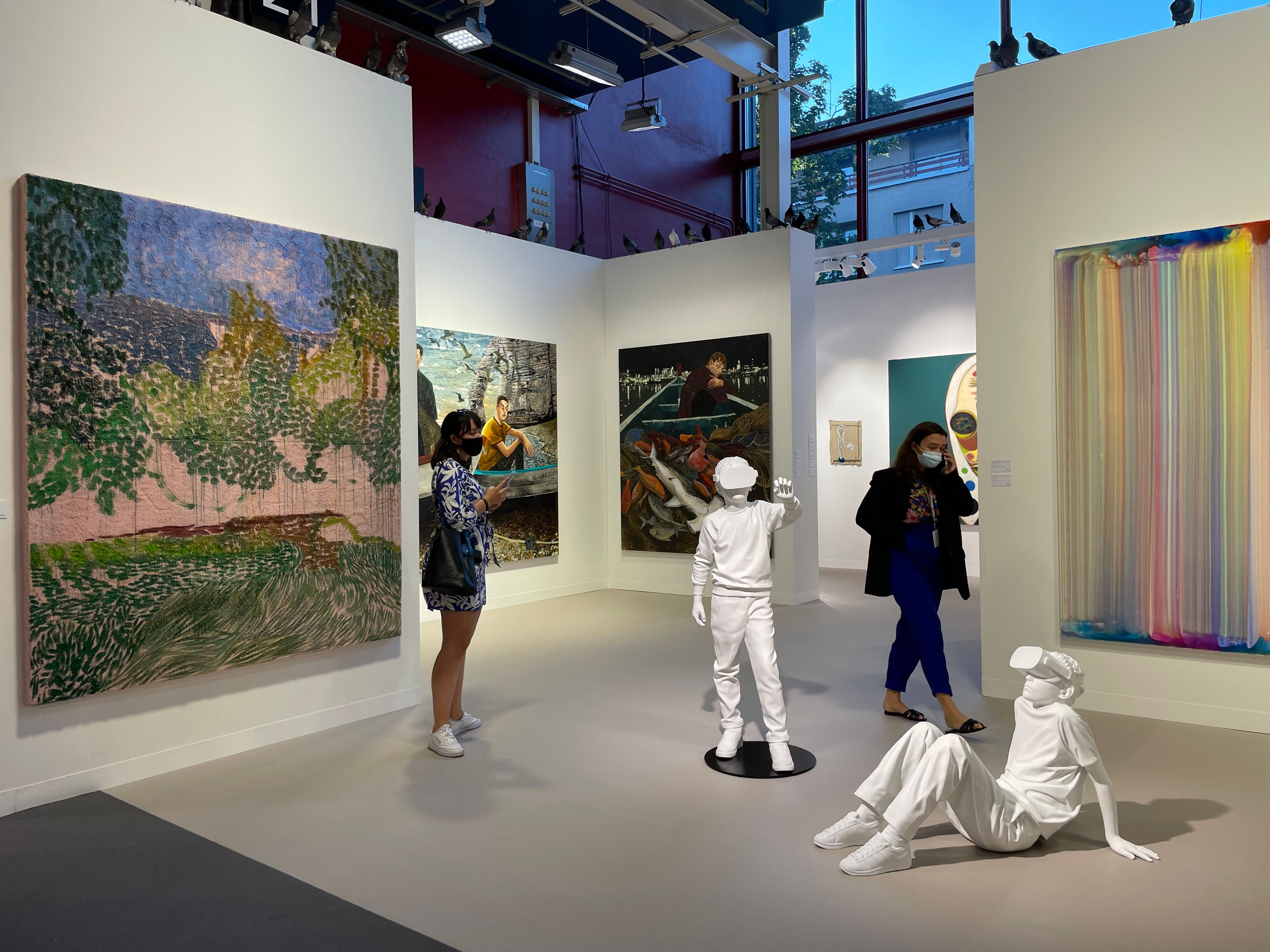 Art Basel 2021: it's good to be back—but things are going to change, dealers say