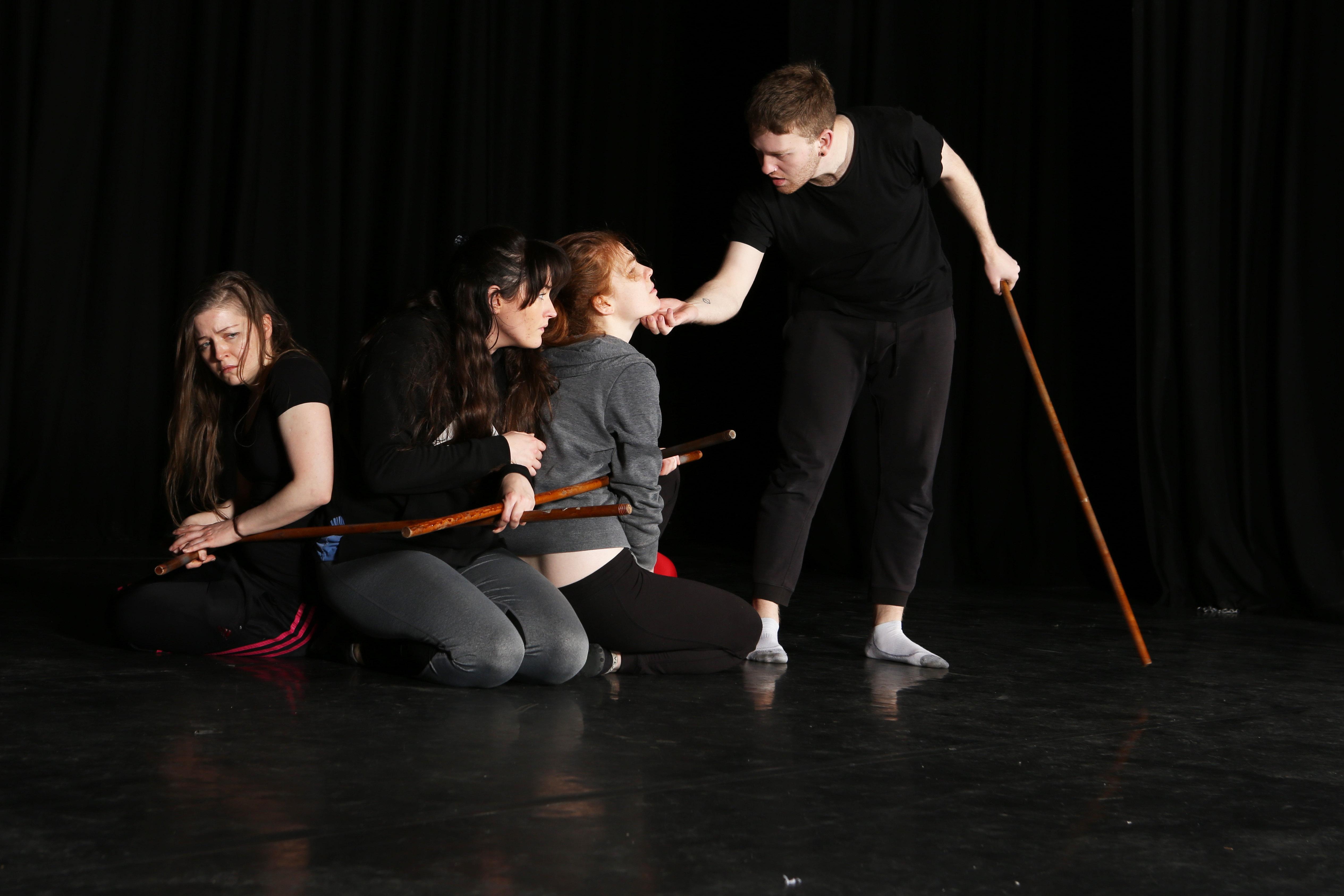 Quintessence Theatre Company rehearsals, Jenny Callanan Photography, Drogheda, Co.Louth, Droichead Arts Centre
