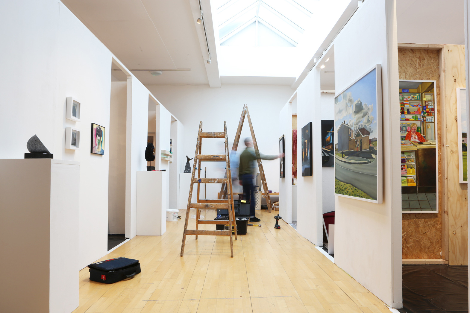 Borrowed Ground Artists Jenny Callanan Photography Droichead Arts Centre Drogheda Co.Louth