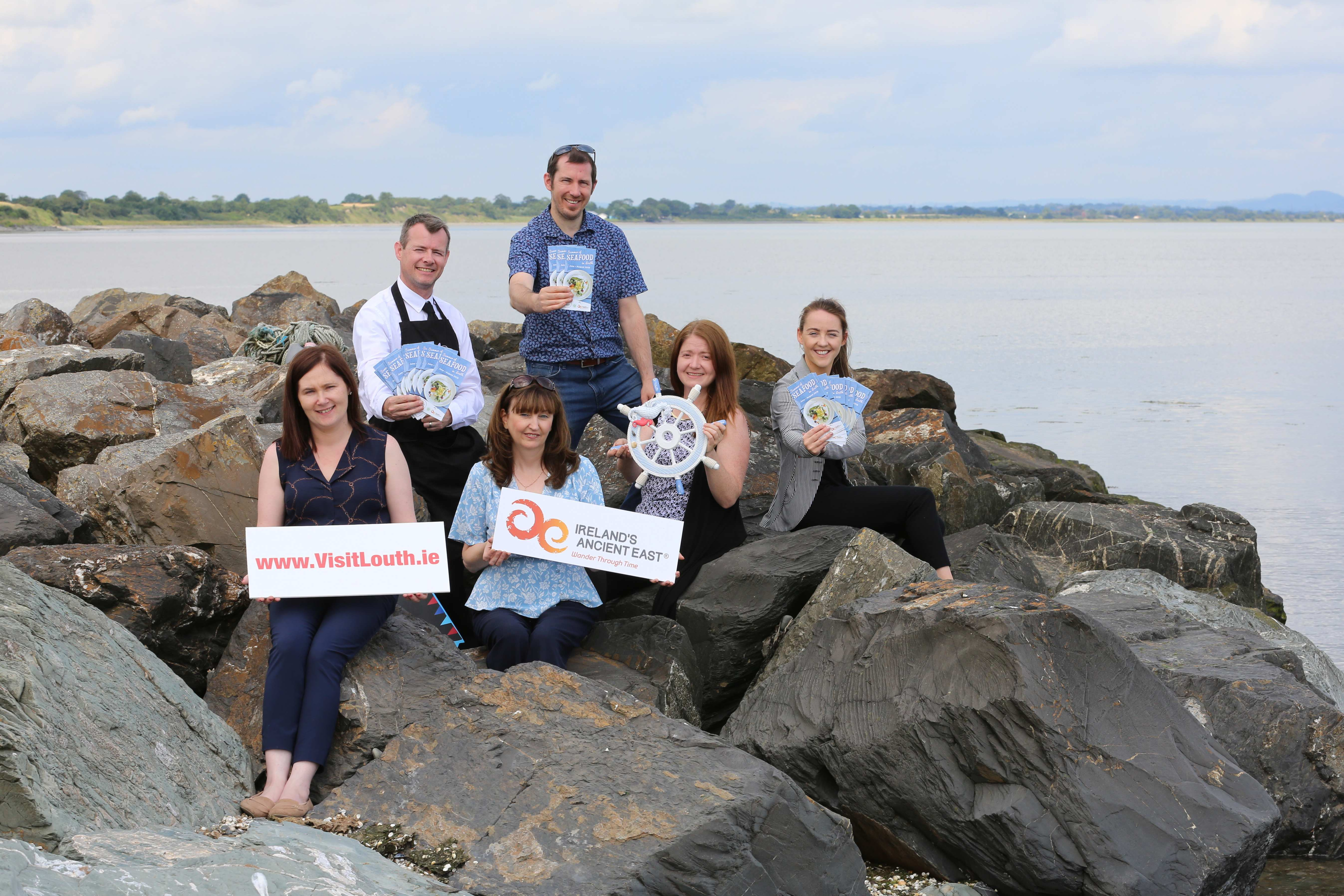 Summer of Seafood in Louth Brochure, Jenny Callanan Photography, Drogheda, Co.Louth