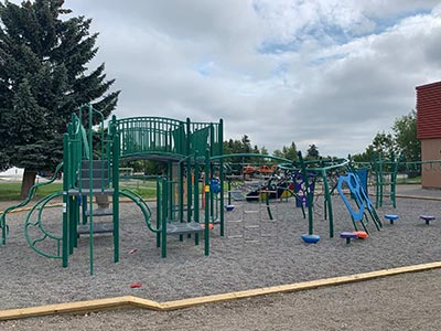 St. Bede's School Playground (Calgary, AB)