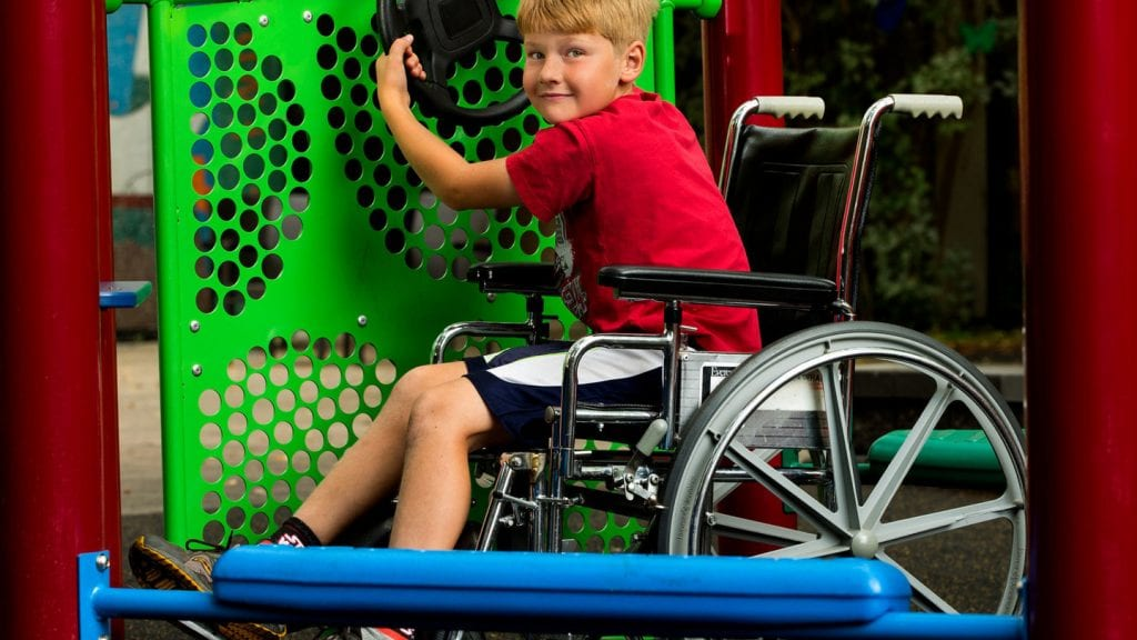 Park N Play Design - Inclusive Play