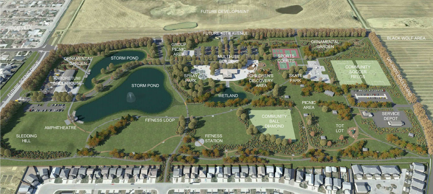 Canada's First Challenge Park Open in Lethbridge