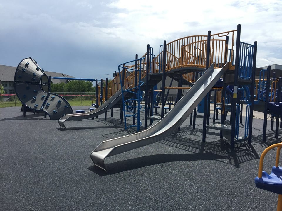Calgary Playground Review: Guardian Angel School Playground