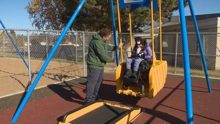 Saskatoon Opens First Inclusive Sensory Playground