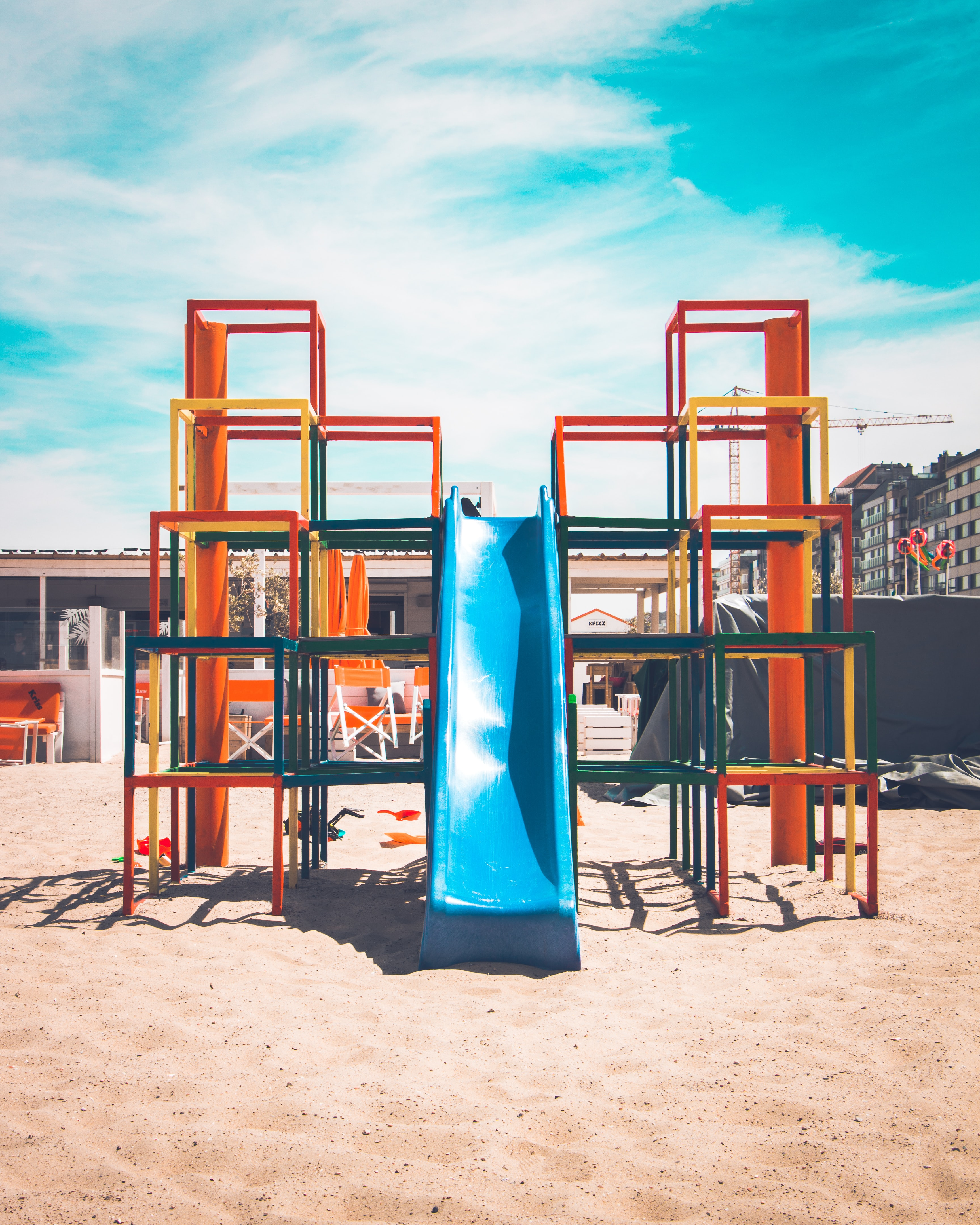 Three Upgrades to Add for An Easy to Clean Playground