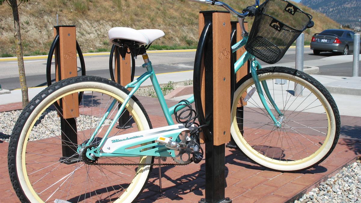 Product Spotlight: Pipeline Bike Rack