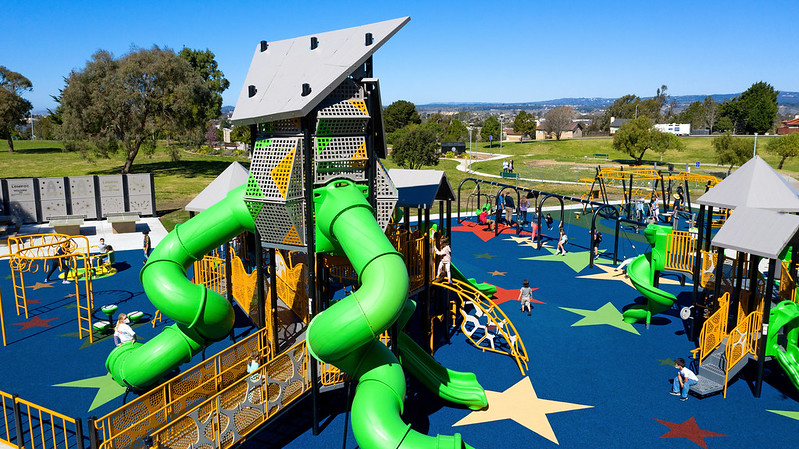 5 Things to Know When You're Planning A Playground