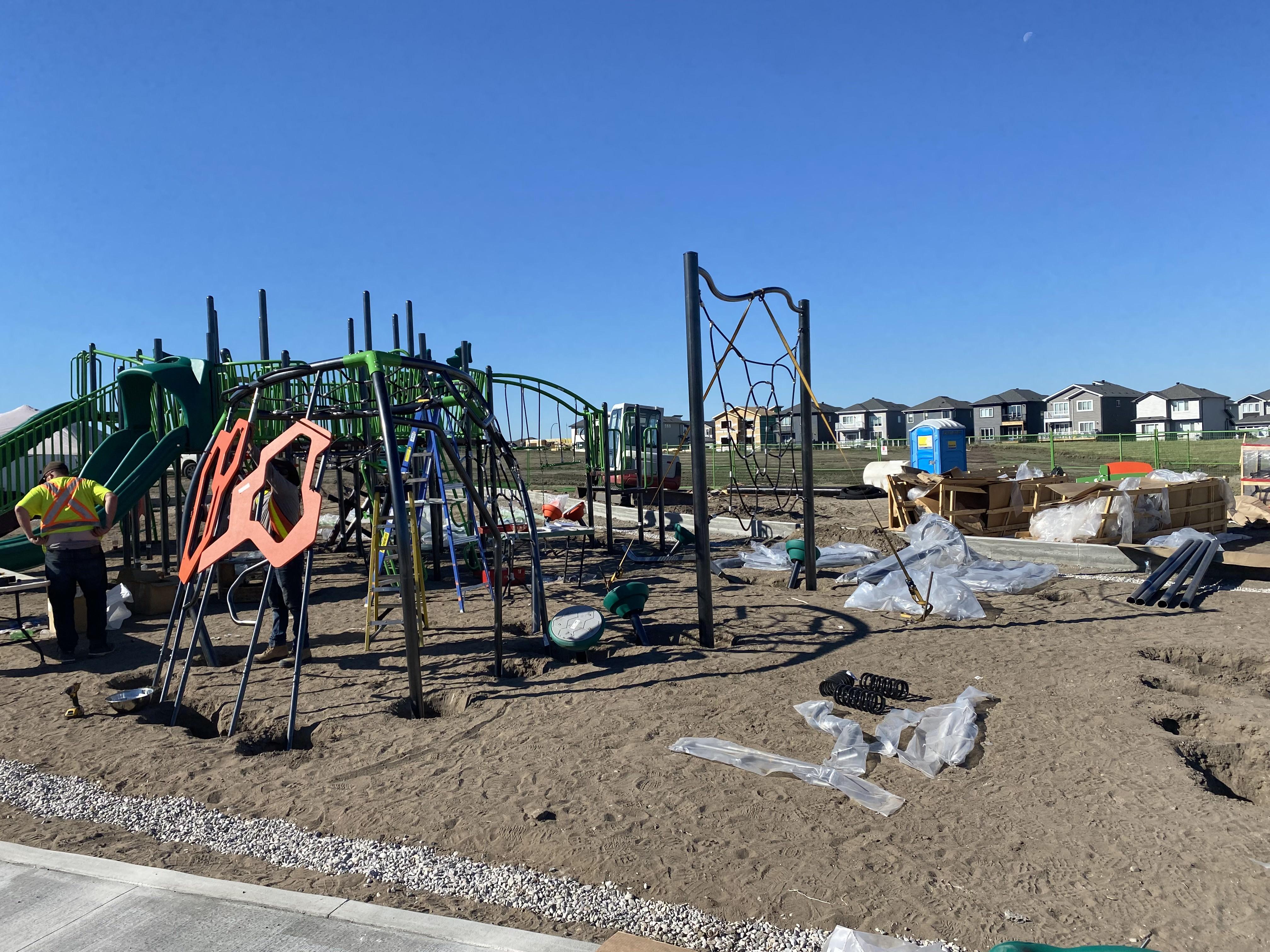 In Progress - Forest Ridge (Fort Saskatchewan, SK)