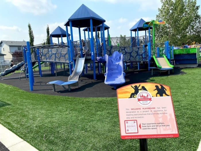 Hidden Valley Playground (Calgary, AB)