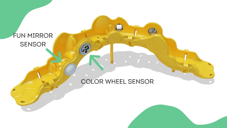 Equipment Spotlight - GameTime Sensory Wave® Climber