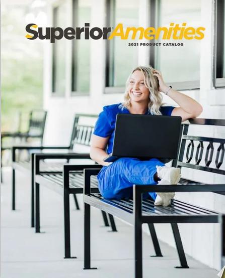 superior amenities catalog cover