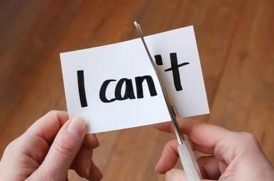 """Having A Positive """"Can Do"""" Attitude"""