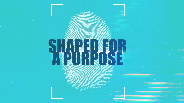 5-Week Sermon Series: SHAPE'd for a Purpose