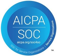 AICPA Soc 1 Certification Seal | DSI