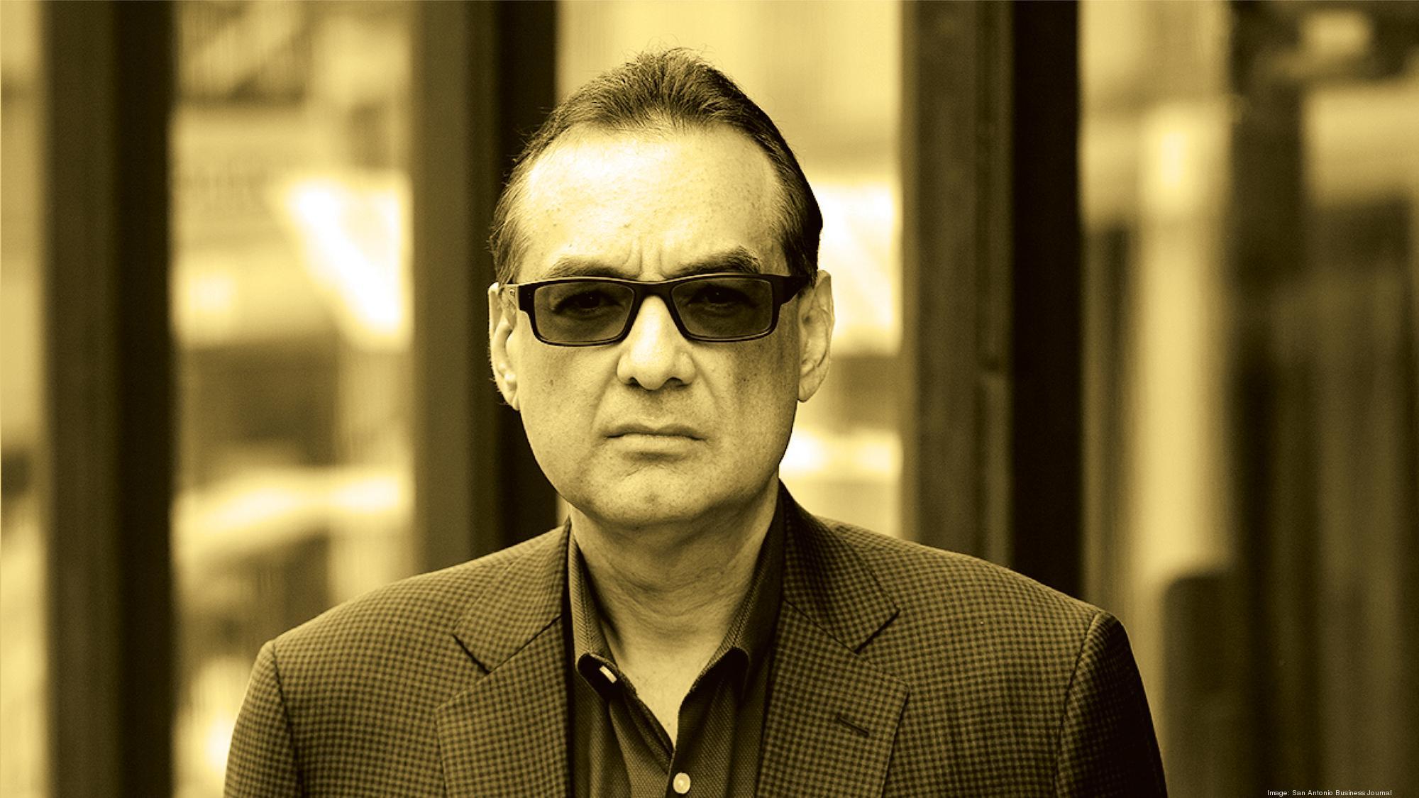 Pictured Ruben Castano the CEO of 6Connex.