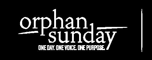 Orphan Sunday logo