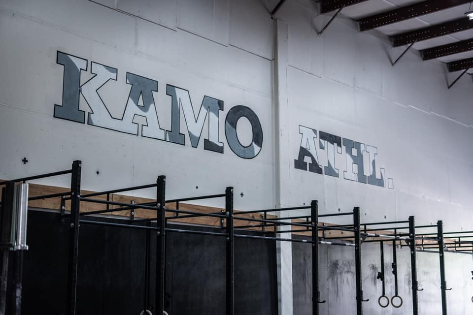 Kamo Athletics - Best CrossFit and Open Gym in Olathe, KS