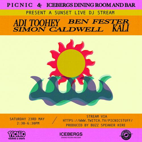 Picnic + Icebergs Dining Room and Bar Livestream
