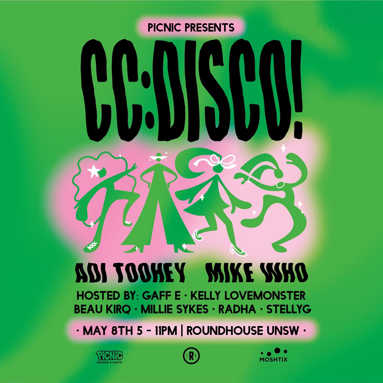 Picnic presents CC:DISCO!