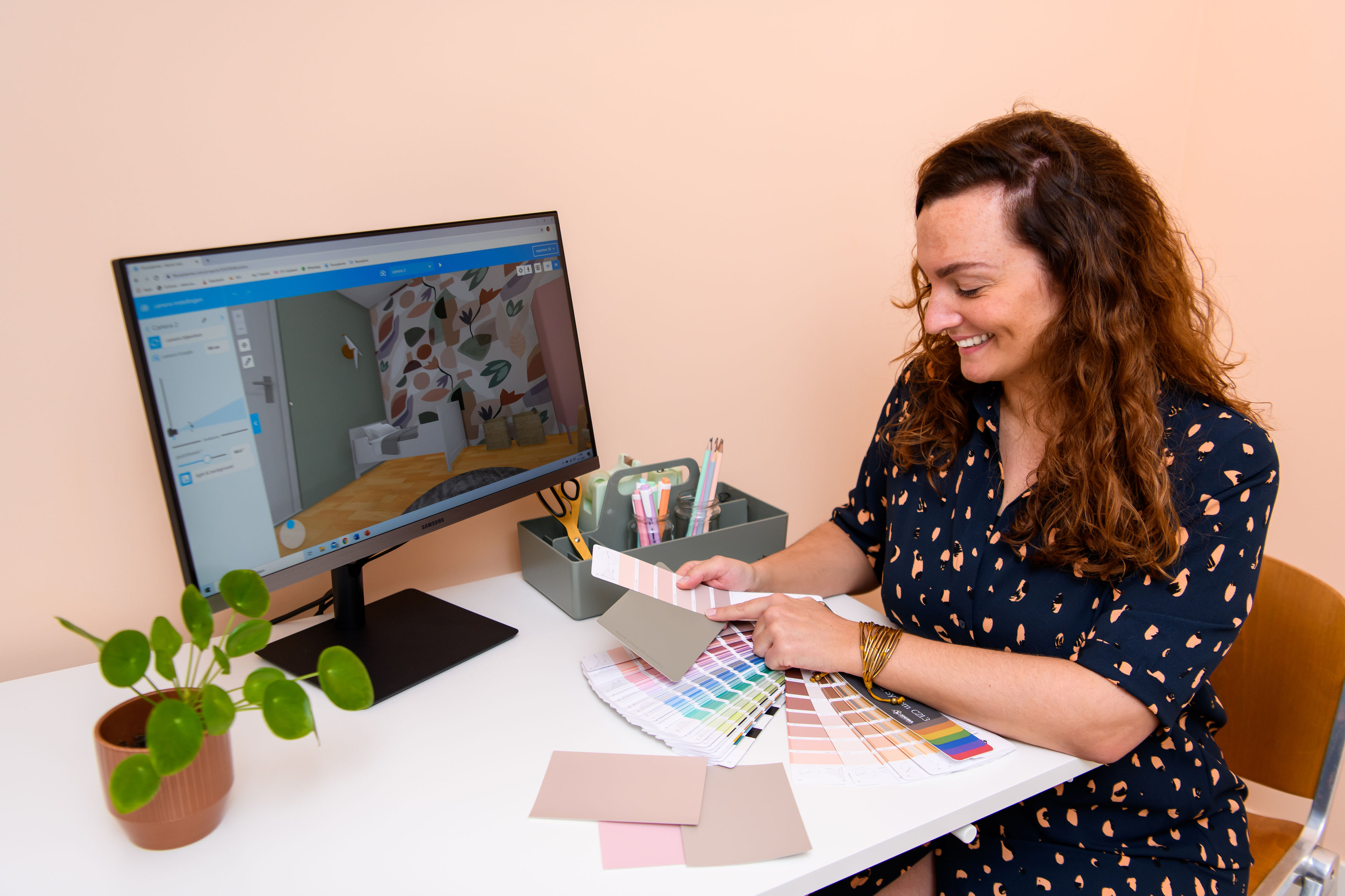 kleuradvies en design ontwerp kinderkamer
