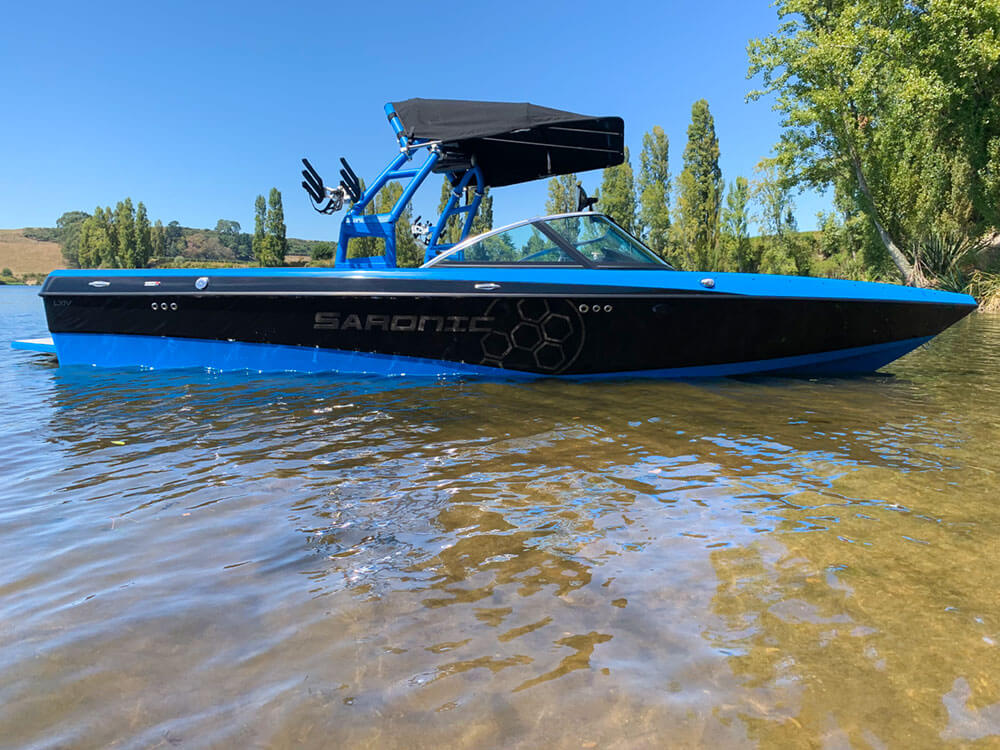 Saronic Boats - 2018