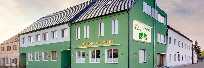 Hotel zur Post Illmitz