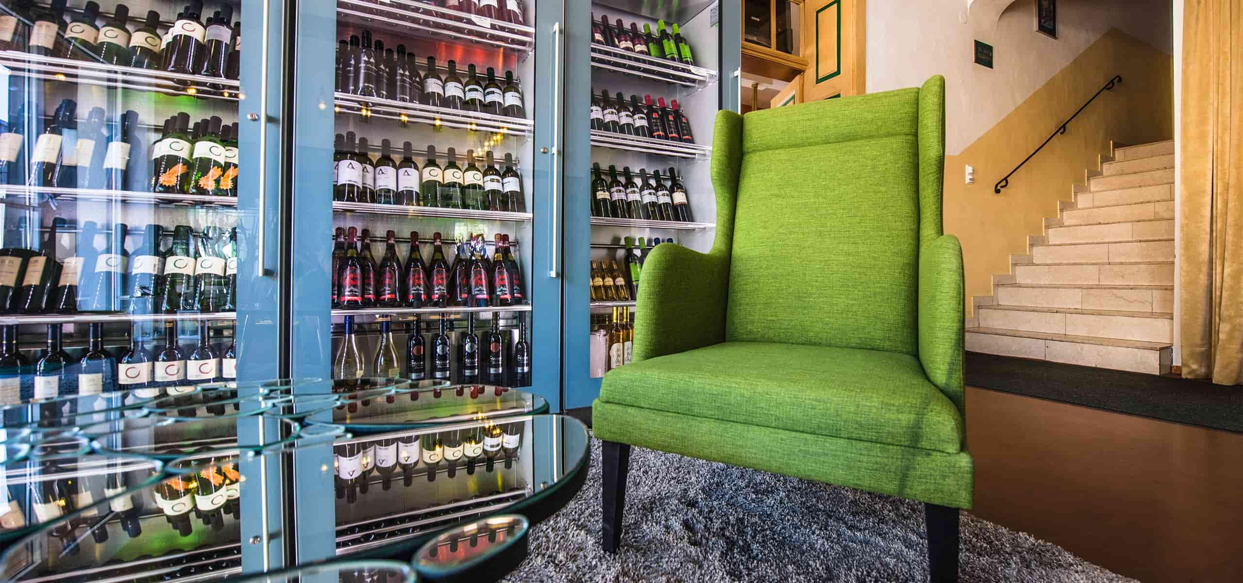 Lounge Hotel zur Post Illmitz